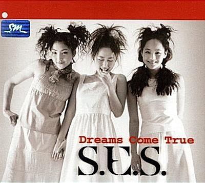 에스이에스 (S.E.S.) - Dreams Come True VCD