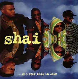 [수입] Shai - ...If I Ever Fall In Love