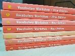Sadlier-Oxford Vocabulary Workshop New Edition Level B-H - 미국 교재