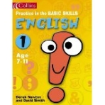 Practicee in the BASIC SKILLS ENGLISH(Age 7-11)    미사용 새제품