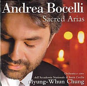 [수입] Andrea Bocelli / Myung-Whun Chung - 영혼의 아리아