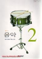 (상급) 7차 중학교 음악 2 교과서 (두산 이홍수) (423-4)
