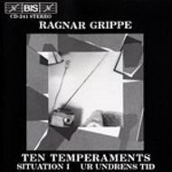 Grippe - Ten Temperaments, etc (수입/BISCD241)
