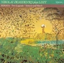 Nikolai Demidenko / 리스트 : 피아노 소나타, 두개의 전설(수입/CDA66616)