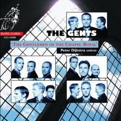 The Gents / 더 젠츠 - 영국 왕실 예배당의 종속인들 (The Gents - Gentlemen Of The Chapel Royal) (수입/CCS18998)