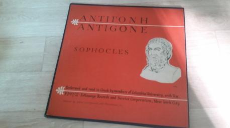 Sophocles ?-Antigone