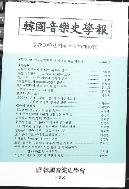 한국음악사학보 (제40집) 창간 20주년 기념 특집호