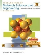 Fundamentals of Materials Science and Engineering 2/E
