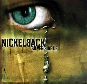 [수입] Nickelback - Silver Side Up