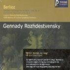 Gennady Rozhdestvensky / Berlioz : Symphony Fantastique (YCC0057)