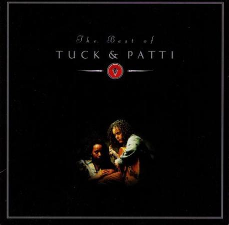THE BEST OF TUCK & PATTI [미국반]