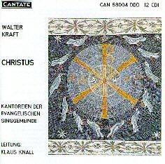 [미개봉] Kantor Klaus Knall / 발터 크래프트 : 크리스투스 (2CD/수입/CAN58004)