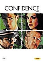 [DVD] 컨피던스 (Confidence) / [북릿/아웃케이스 포함]