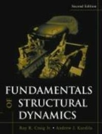 Fundamentals of Structural Dynamics 0002/E 2 ,Hardcover