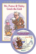 Mr.Putter&Tabby Catch the Cold (Paperback + CD)