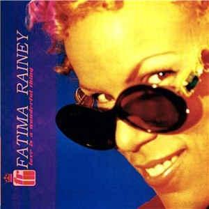[수입] Fatima Rainey - Love Is A Wonderful Thing