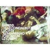 샤이니 (Shinee) / 2집 - Lucifer - Type A (Digipack/포토카드포함)