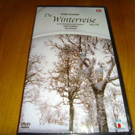 슈베르트: 겨울 나그네 [SCHUBERT: DIE WINTERREISE/ DTS] 새상품 입니다.