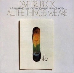 Dave Brubeck / All The Things We Are (수입/미개봉)
