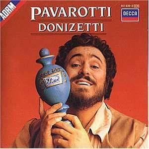 Luciano Pavarotti / Donizetti (수입/4176382)
