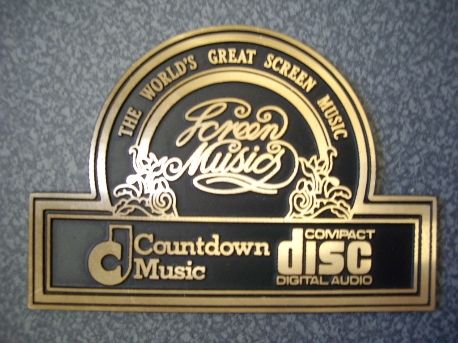 The World's Great Screen Music : Made in Germany by Countdown Music (CD20개 + 책자1권)