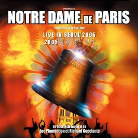 Notre Dame De Paris : Live In Seoul - O.S.T.