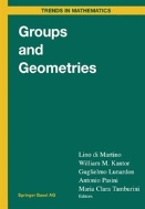 Groups and Geometries (ISBN : 9783034897853)