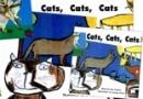 Cats, Cats, Cats (Paperback & CD Set)