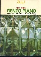 렌조 피애노1964-1988 (a+u 작가시리즈)