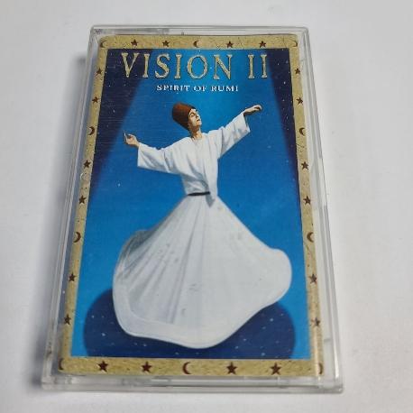 (중고 카세트 테이프) Vision 2 - Spirit of Rumi (루미의 영혼)