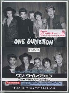 [일본반] One Direction - Four (The Ultimate Edition) [+7 Bonus Track]