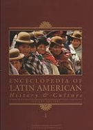 Encyclopedia of Latin American History and Culture (Hardcover, 2nd) (전6권)