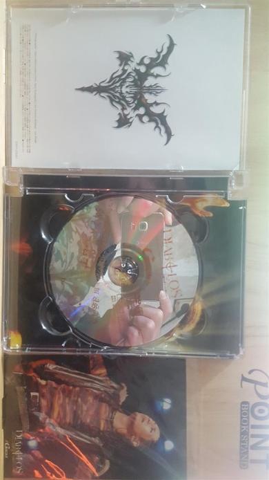 GACKT: DIABOLOS ASIA TOUR 2006.1.14 ~애완의 시~ IN KOREA [1,000장한정판/ 키홀더 추첨 증정]