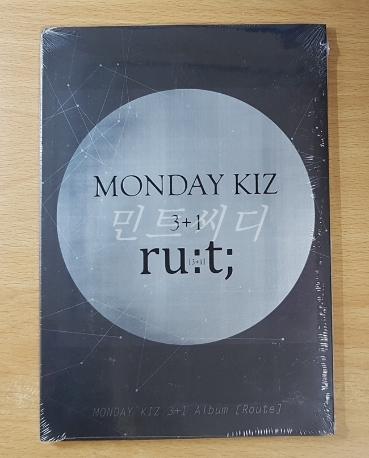 먼데이키즈 (Monday Kiz) - 4집 ru:t;