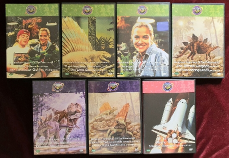 디스커버리 키즈  (시리즈 DVD 7개입니다. 목록은 상품소개들 참조하세요)
