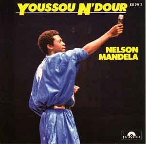 [수입] Youssou N'dour - Nelson Mandela