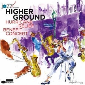 [미개봉] Higher Ground / Hurricane Benefit Relief Concert