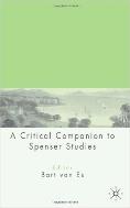 A Critical Companion to Spenser Studies  (ISBN : 9781403920270)