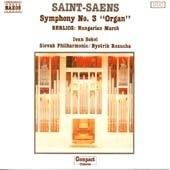 [중고] ivan sokol, bystrik rezucha / Saint-Saens - Symphony No.3 ''Organ'' + Berlioz - Hungarian March (수입/8550028)