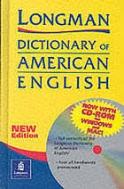 Longman dictionary of American English #