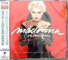 [일본반] Madonna - You Can Dance