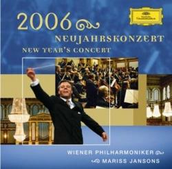 Mariss Jansons / 빈 신년 음악회 2006 (New Year's Concert 2006) (2CD/DG7156)