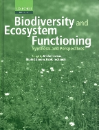 Biodiversity and Ecosystem Functioning : Synthesis and Perspectives  (ISBN : 9780198515708)