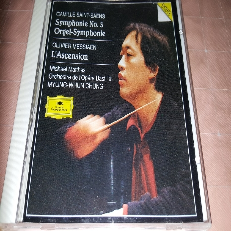 Camille Saint-Saens - Symphonie No.3 외 (연주자 : 정명훈)