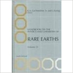 Handbook on the Physics and Chemistry of Rare Earths, Vol. 25 (ISBN:9780444828712)