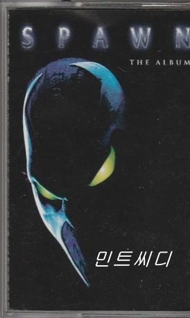 [카세트 테이프] Spawn (스폰) - O.S.T.