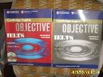 Cambridge 2책/ Cambridge English OBJECTIVE IELTS Intermediate + Workbook / Black 외 -CD없음.사진참조. 꼭상세란참조