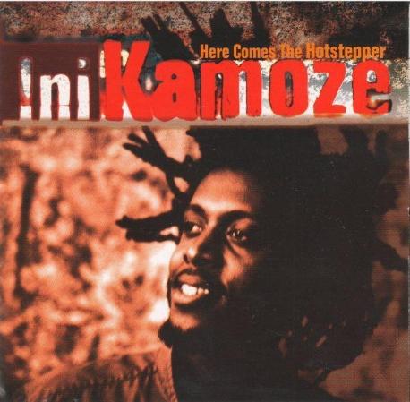 [일본반] Ini Kamoze - Here Comes The Hotstepper