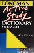 [영어원서 사전] LONGMAN Active Study DICTIONARY Of English (1991년)