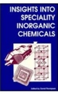 Insights into Speciality Inorganic Chemicals (ISBN : 9780854045044)